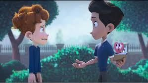 in a heartbeat el primer cortometraje sobre una pareja