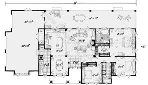 house plans one level one level house plans luxamcc org