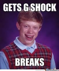 Meme G - g shock by rajjit meme center