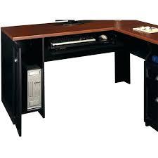 black l shaped computer desk computer desk cherry black l shaped desk bush computer desk and