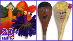 diy fine motor skills activities and crafts for kids youtube