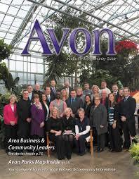 Avon Ohio Map Avon Oh 2017 18 By Image Builders Marketing Issuu