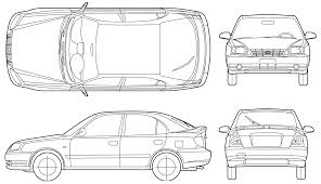 index of blueprints hyundai