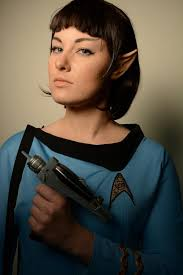 Spock Halloween Costume Female Vulcan 34 Awesome Cosplay Costumes