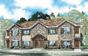Fourplex Attractive Four Plex 60596nd Architectural Designs House Plans