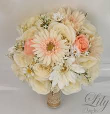 wedding flowers pictures silk wedding bouquet 11 weddbook