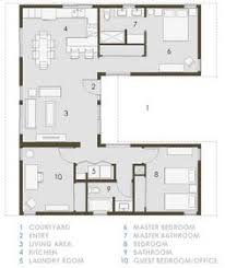 small courtyard house plans this one is with the courtyard also it is prefab easier to