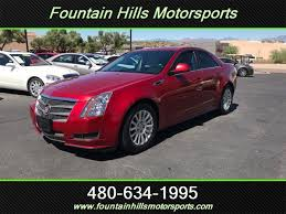 cadillac cts 2011 for sale 2011 cadillac cts 3 0l for sale in az stock