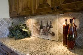 Custom Kitchen Backsplash Interior Kitchen Beautiful Custom Stainless Steel
