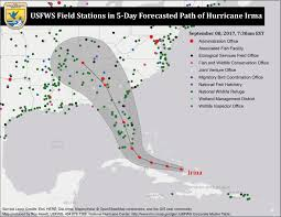 Okefenokee Swamp Map Hurricane Irma U S Fish And Wildlife Service