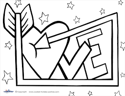 coloring page trendy valentines to color fourvcardslr coloring