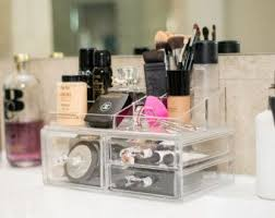 hair and makeup organizer the 25 best clear acrylic makeup organizer ideas on