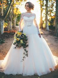 lace top wedding dress buy stunning backless sleeves gown organza wedding dress