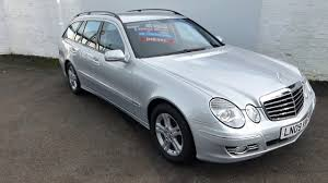 mercedes benz e220 cdi estate 6 speed manual 53700 miles free uk