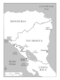 Blank Continent Map by Outline Map Of Central And South America Outline Map Of Central
