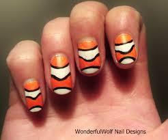 marine themed nail art u2013 wonderfulwolf
