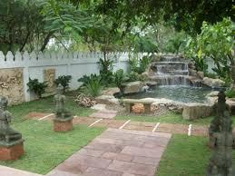 garden waterfall design 50 pictures of backyard garden waterfalls