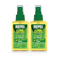 natural mosquito repellents 2 pack repel lemon eucalyptus natural insect mosquito repellent
