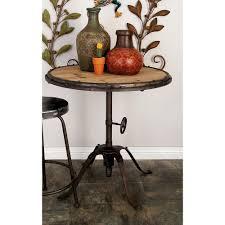 bronze metal drum stool 31332 the home depot