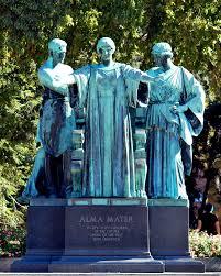 spirit halloween champaign il alma mater statue university of illinois i u0027ve been here