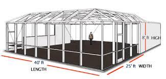 Painting Aluminum Screen Enclosures by Pool Enclosure Pricing Alumicenter Inc Trusted Builder Of