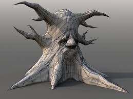deku tree reference for my room ideas