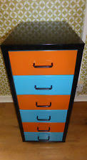 Retro Filing Cabinet Retro Filing U0026 Storage Ebay