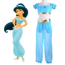 Princess Jasmine Halloween Costume Women Compare Prices Jasmine Costume Shopping Buy Price