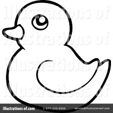 duck clipart 1127817 illustration by visekart