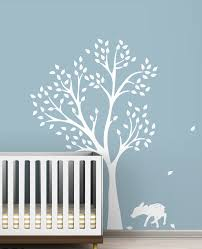 Wall Decals For Baby Room Online Get Cheap White Tree Decal For Nursery Aliexpress Com