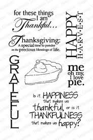 thanksgiving sentiment paper crafting digi sts