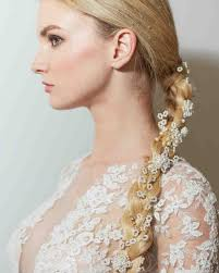 wedding hairstyles for bows buds tiaras and more from the