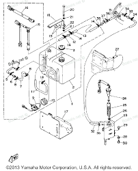 yamaha outboard oil tank diagram yamaha outboard cooling system
