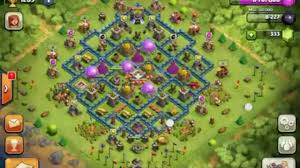 Coc Maps Upgrade Your Walls To Level 11 For Free Clash Of Clans Hac