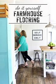 farmhouse floors farmhouse floors from pine planks how to diy it