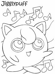 pokemon coloring pages print kids coloring