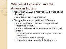 native american experience chapter 8 westward expansion and the