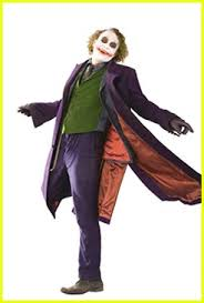 Heath Ledger Halloween Costume Heath Ledger U0027s Joker Menacing Photo 774081 Batman Christian