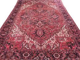 Handmade Iranian Rugs Handmade Semi Antique Persian Rug Heriz Azra Oriental Rugs Fine