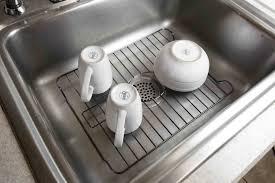 Kitchen Sink Protector Grid Kitchen Sink Protectors Pictures Kitchen Sink Protector Rack U2013 Zitzat