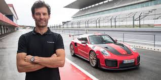 mark webber i ve always been a porsche guy even when i had to