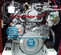 zrd high output and dual alternators