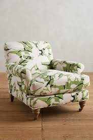 whit floral printed willoughby chair anthropologie