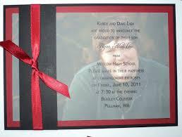 make your own graduation announcements diy high school graduation announcements wedding invitation ideas