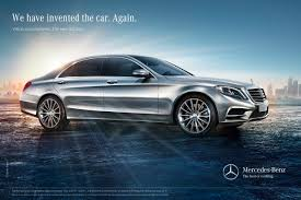mercedes market mercedes 360 degree caign to promote the launch of