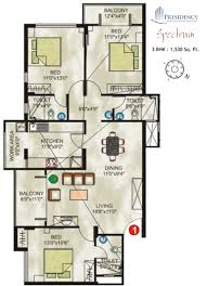 3bhk House Plans 3 Bhk Independent House Plan India