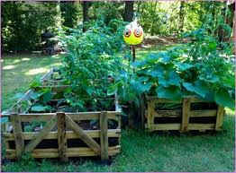 Raised Garden Beds From Pallets - wooden pallet decorating ideas pallet wood projects