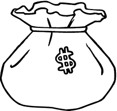 money coloring pages coloring pages kids