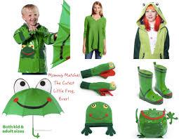 Frog Halloween Costumes Kidorable Rain Gear Doubles Halloween Costumes Mommematch