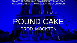 free for profit drake pound cake type remake youtube